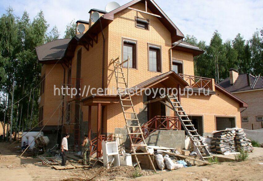 Проекты каркасных домов и- dkmkru